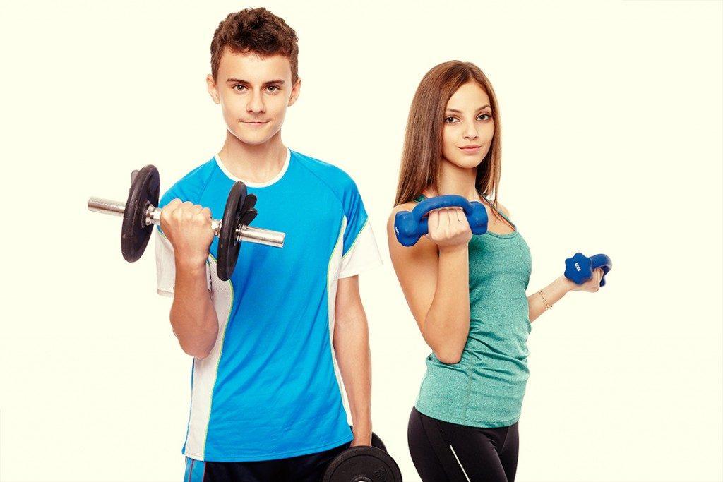 Dicas para incentivar adolescentes a fazer exercícios
