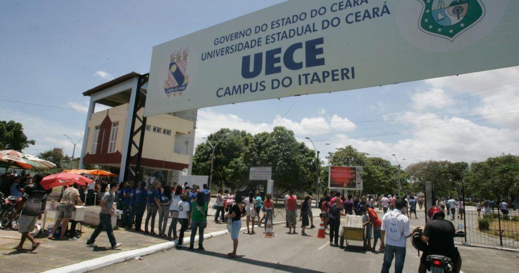 Universidade Estadual do Ceará (UECE) libera listão do vestibular de inverno