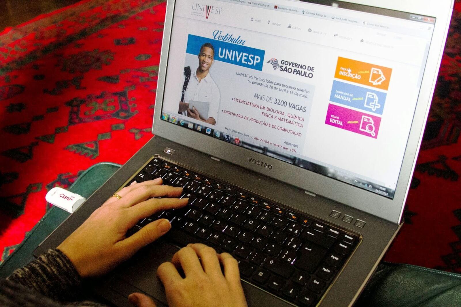 Univesp abre inscrições para o Vestibular 2020/1