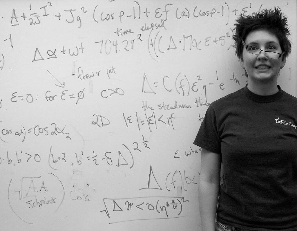 Psicóloga ensina pessoas a gostarem de matemática