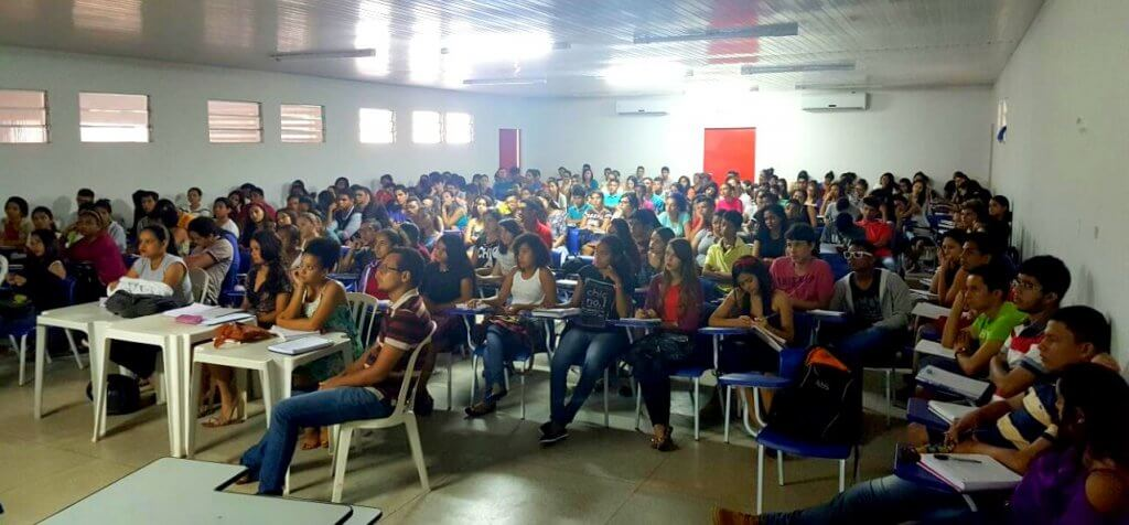 Secitec oferece cursinho para Enem no Mato Grosso