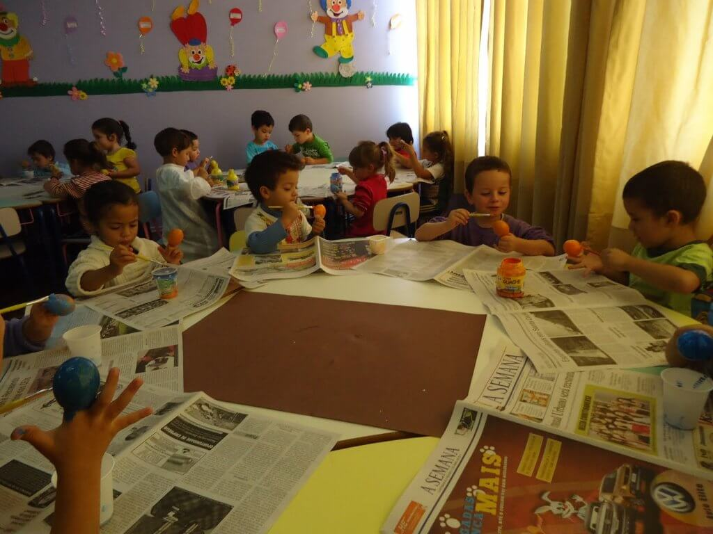 Dicas de brincadeiras para voltar às aulas na alfabetização