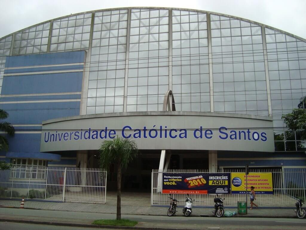 UniSantos abre inscrições para 2 mil vagas via Vestibular