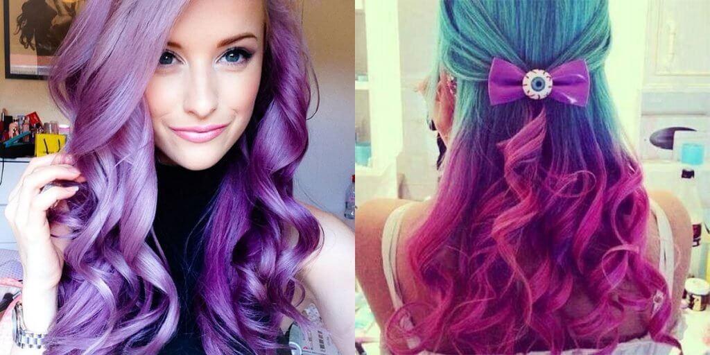 """Entenda porque os humanos não nascem com os cabelos """"coloridos"""""""