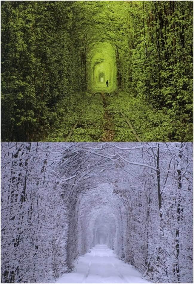 Conheça alguns lugares surreais que realmente existem