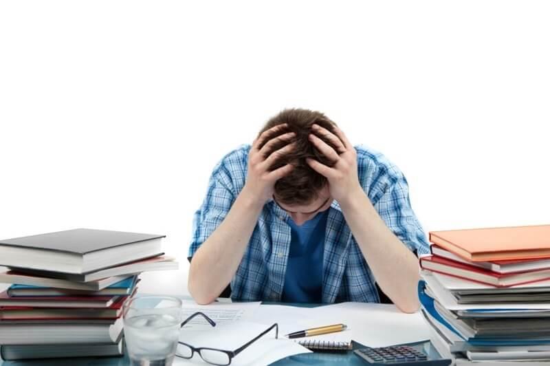 Dicas para enfrentar o período de estresse pré-vestibular