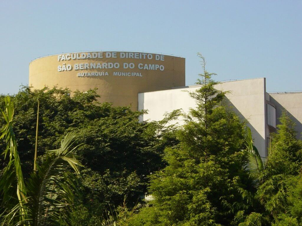 Faculdade de Direito de São Bernardo do Campo abre inscrições para vestibular