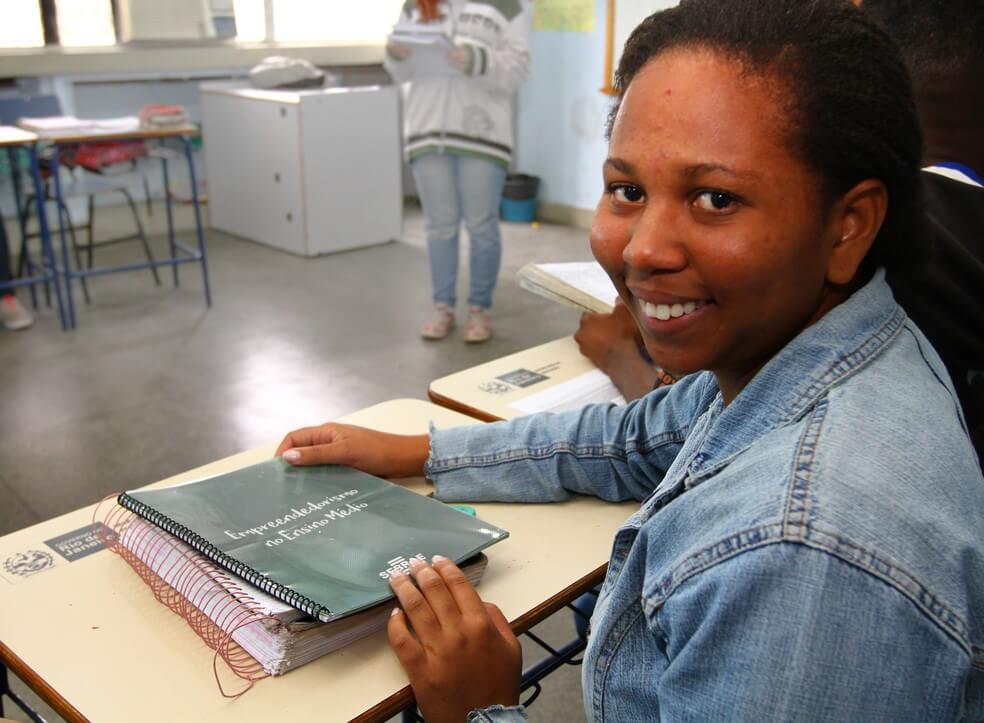 Abertas matrículas Ensino Médio Profissionalizante em Empreendedorismo no RJ