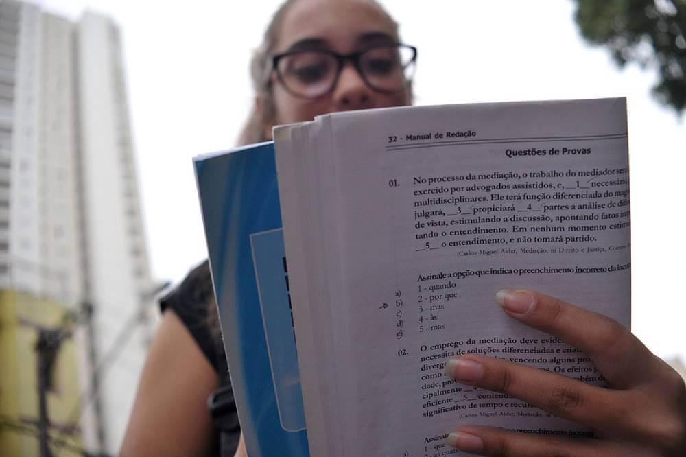 Inep divulga comunicado com alertas para motivos de eliminação no Enem 2019