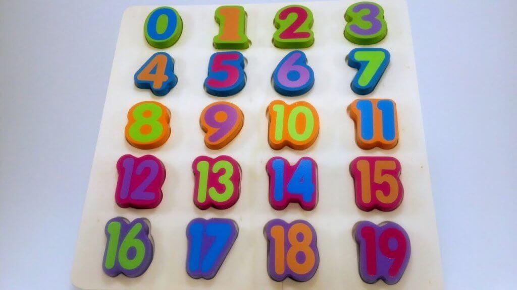 Dicas de jogos para ensinar a turma a contar