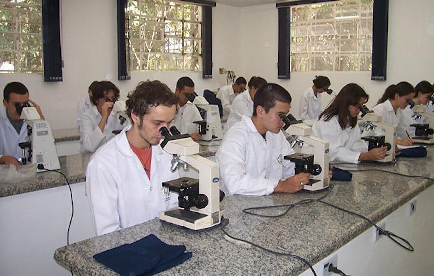 Confira a carreira de Sistemas Biomédicos