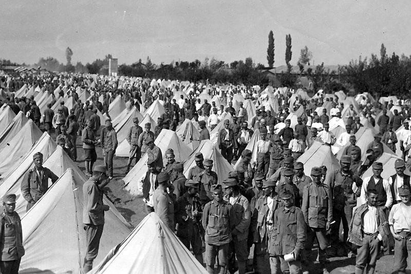 Entenda o que eram as tréguas de natal durante a Primeira Guerra Mundial