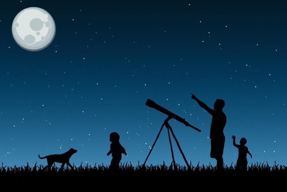 Saiba o que é preciso fazer para ser astrônomo
