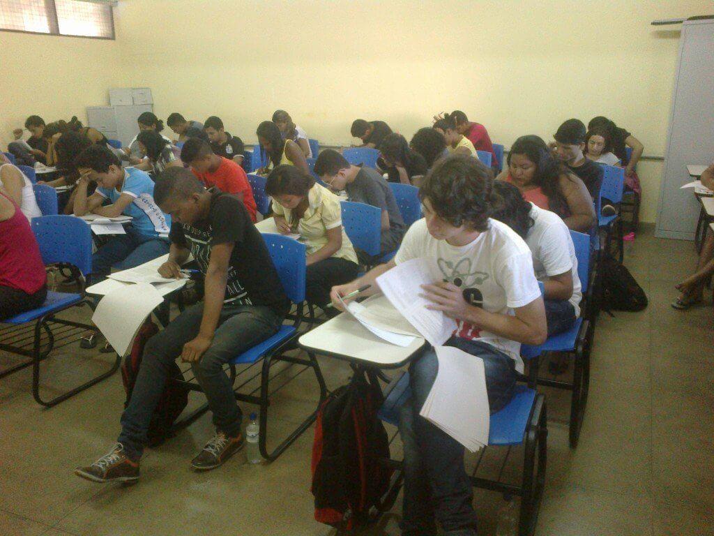 Cursinho da UFPE abre inscrições para alunos da rede pública