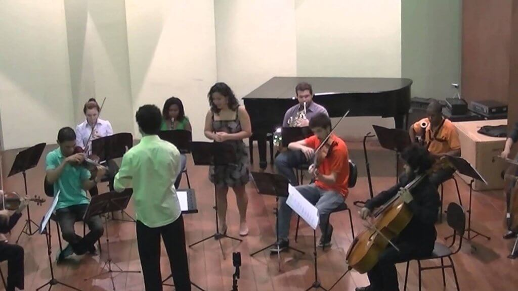 Unirio libera aprovados no vestibular 2018 para o curso de música