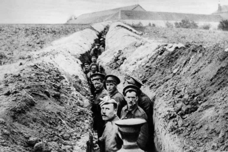 Algumas curiosidades sobre a Primeira Guerra Mundial que são desconhecidas do grande público