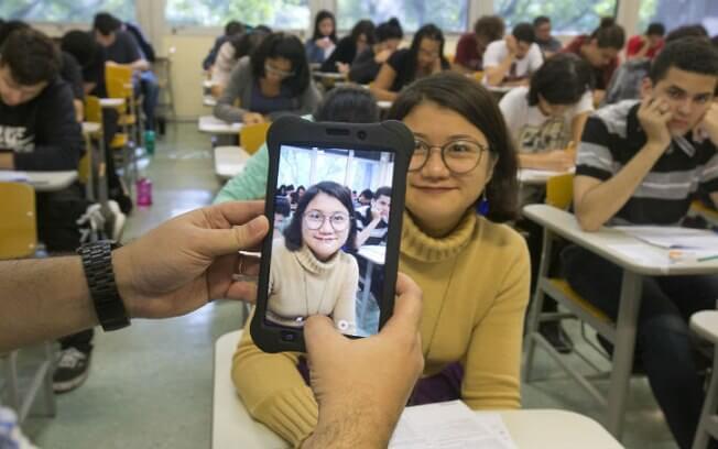 Fuvest anuncia adoção de recurso de reconhecimento facial para Vestibular 2019