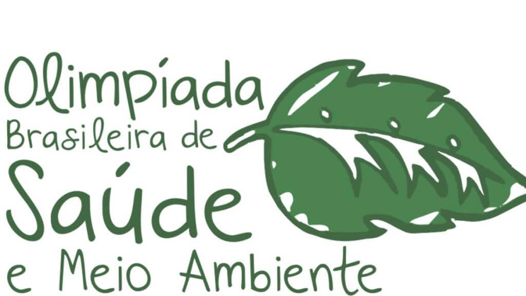 Abertas inscrições para Olímpiada de Saúde e Meio Ambiente