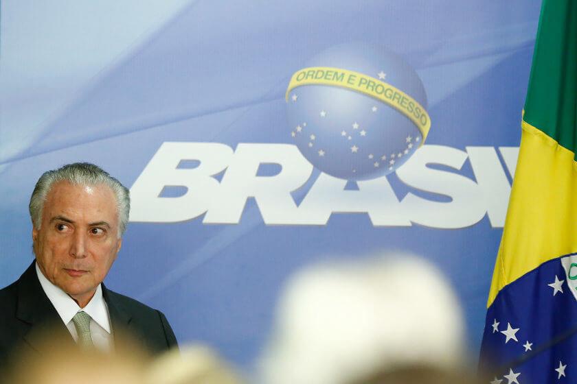 Presidente Temer recua e permite reajuste da verba do MEC pela inflação