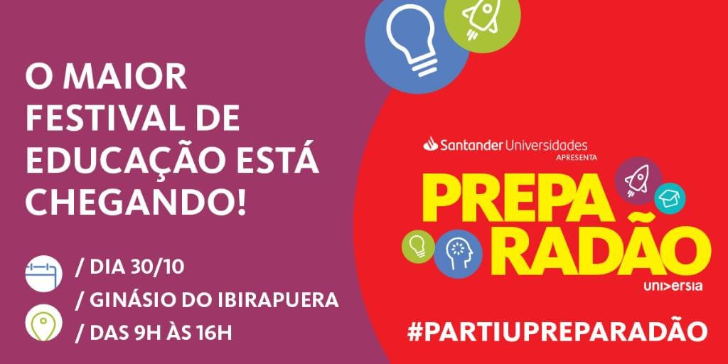 Aulão gratuito para o Enem em São Paulo acontece dia 30 de outubro