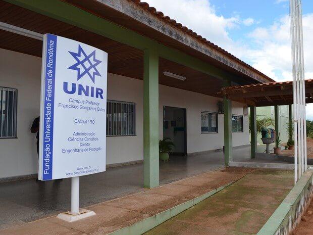 Unir anuncia abertura de inscrições para Vestibular 2020 via Enem