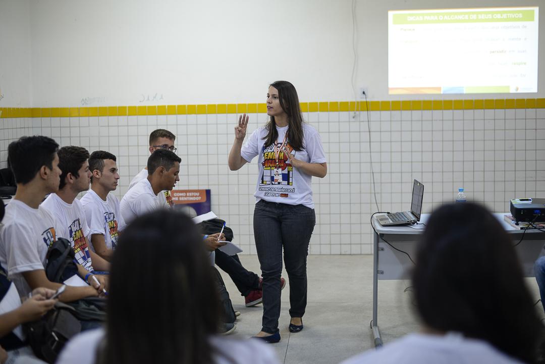Governo da Paraíba divulga inscrições para cursinho preparatório para o Enem