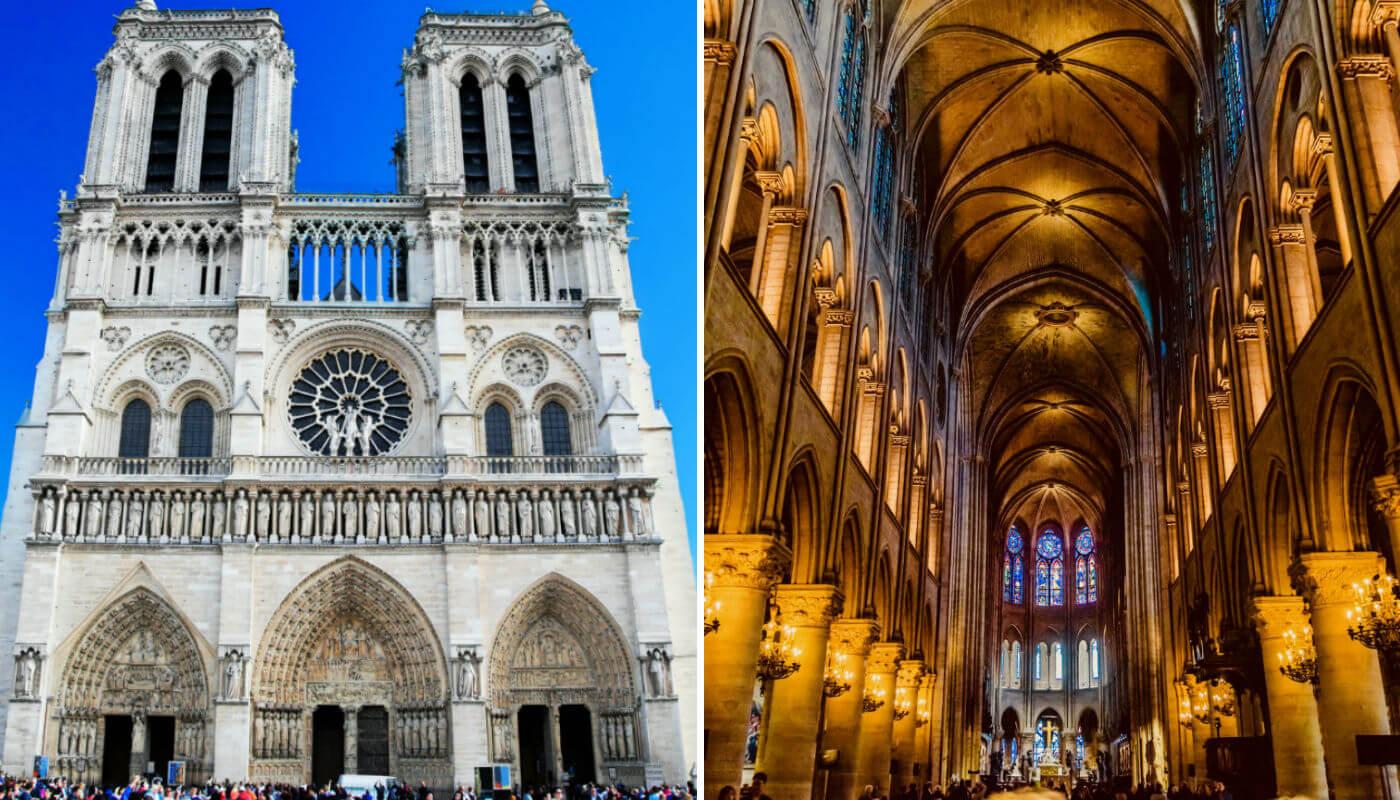 Conheça alguns dos principais fatos históricos sobre catedral de Notre-Dame