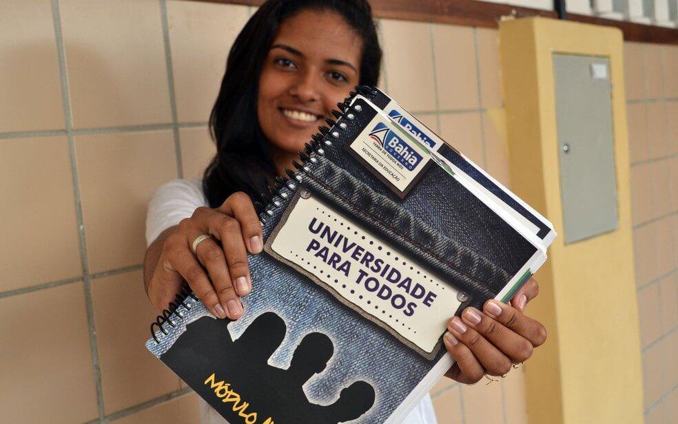 Cursinho Universidade Para Todos abre vagas na Bahia