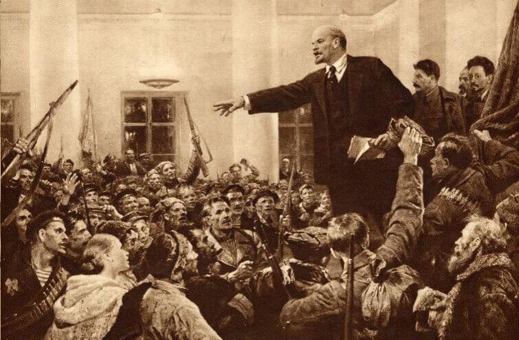 Revise alguns dos principais fatos sobre a Revolução Russa