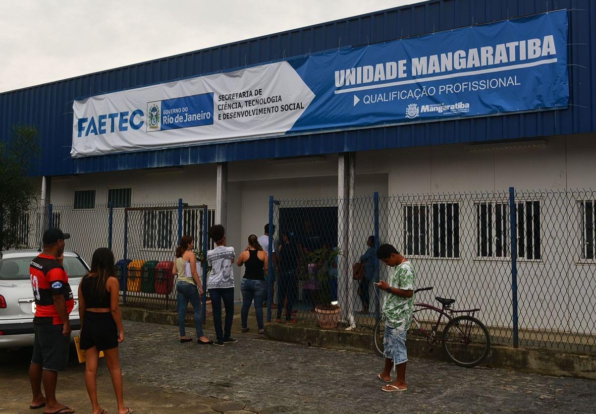 Faetec (RJ) está com inscrições abertas para 4 mil vagas gratuitas