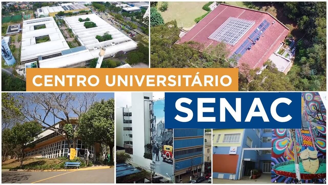 Senac (SP) libera listão do Vestibular 2019/2
