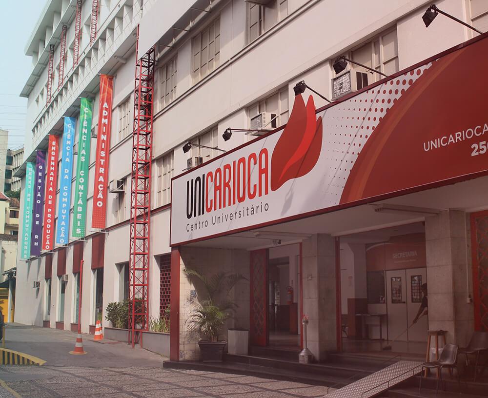 Abertas inscrições para o vestibular 2019/2 da UniCarioca