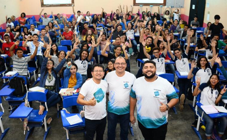 Cursinho gratuito oferece 600 vagas no Amapá