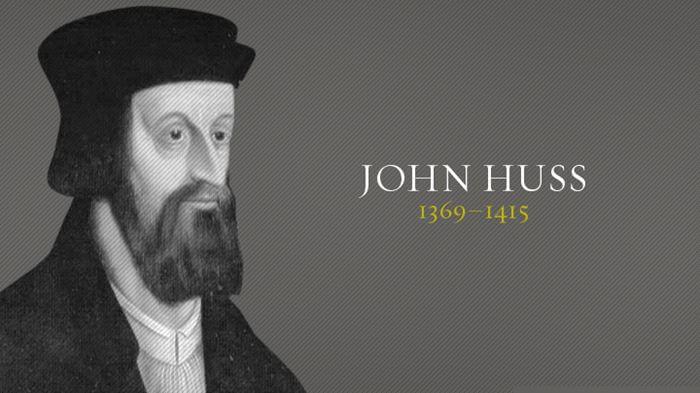 John Huss (Legado)