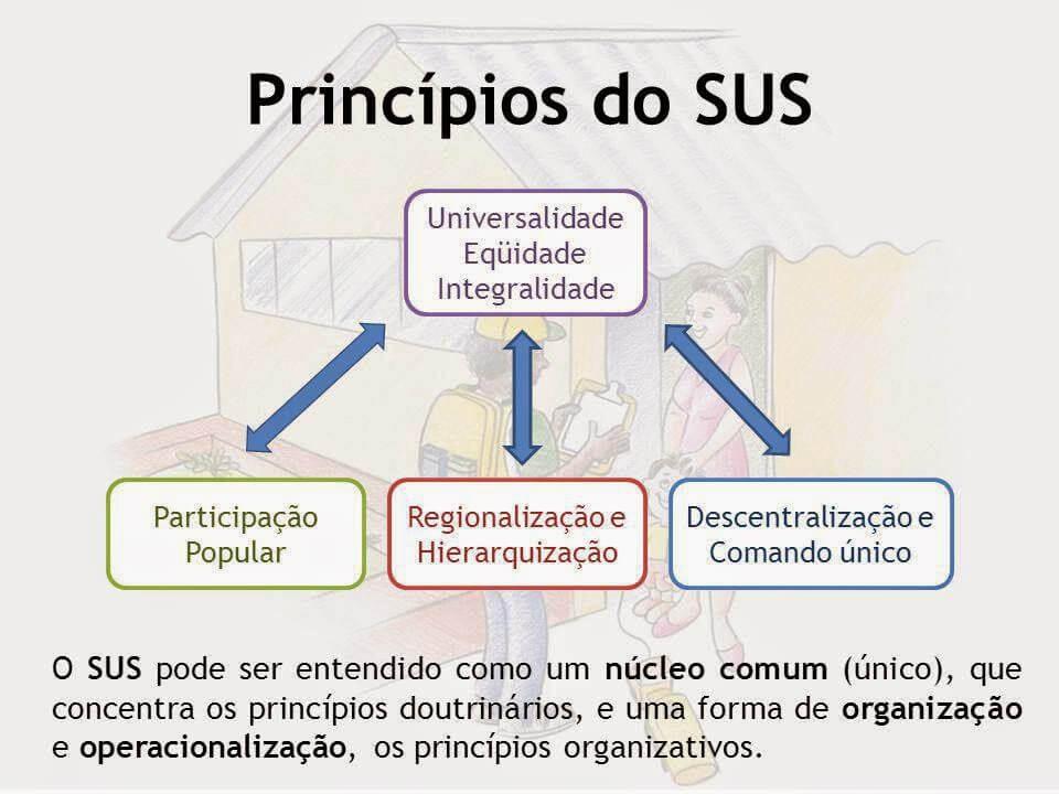 Princípios do SUS