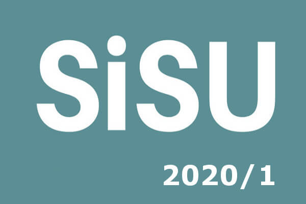 Confira o cronograma do SiSU 2020/1