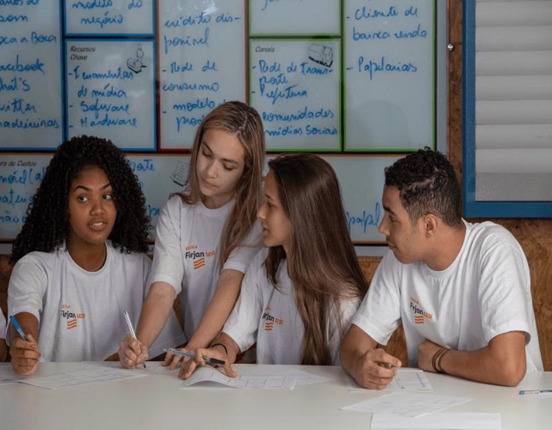 Abertas inscrições para Pré-Enem Firjan SESI no Rio de Janeiro
