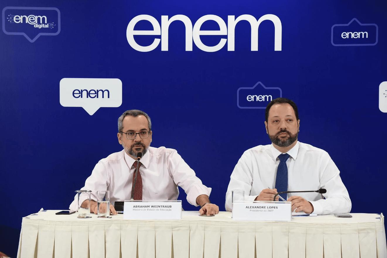 Presidente do Inep afirma que não é o momento de adiar o Enem