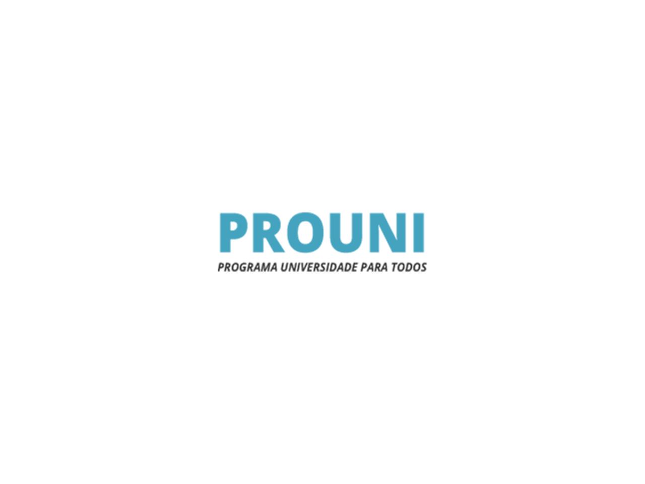Abertas inscrições para bolsas remanescentes do ProUni 2021/1