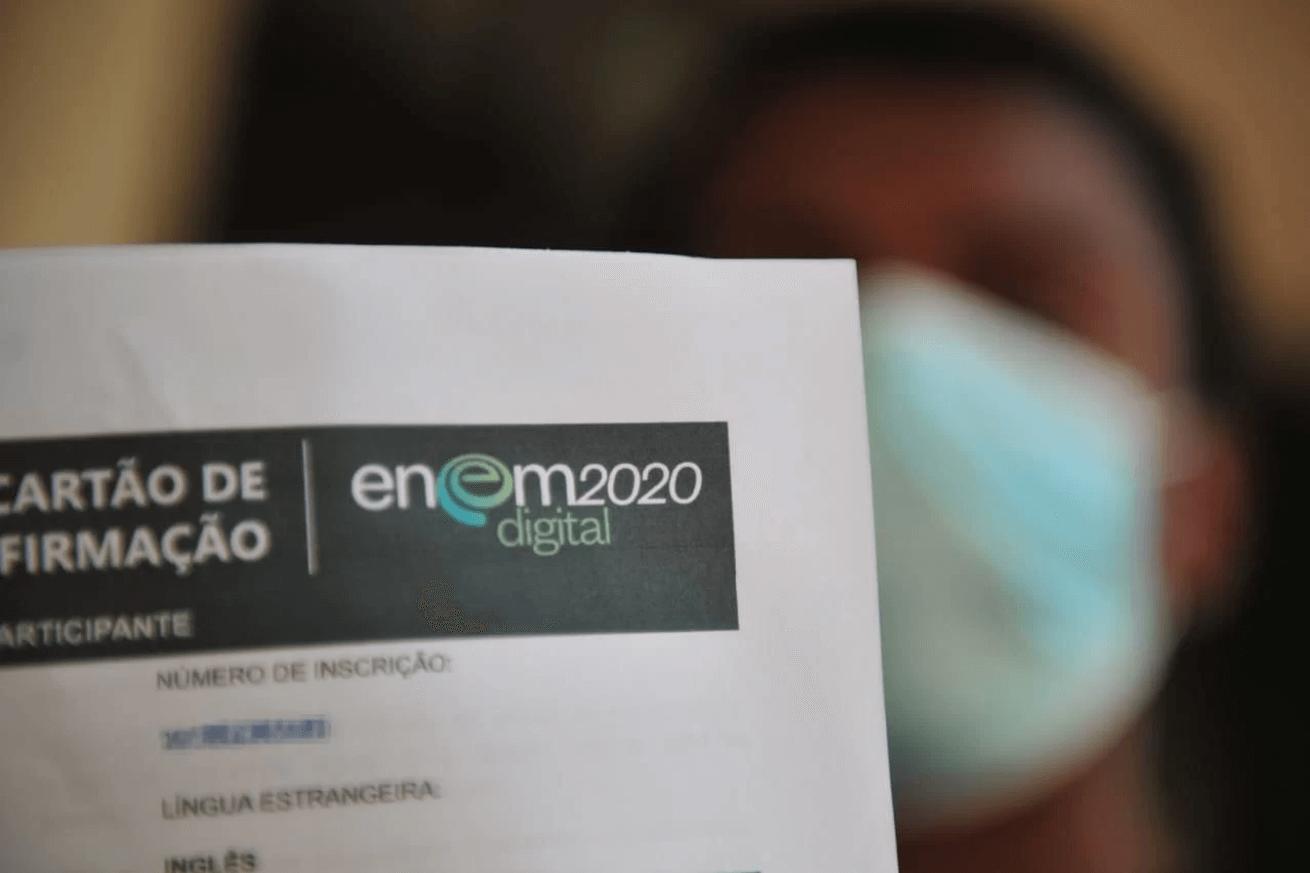 Enem Digital chega ao fim com abstenção de 71,3%