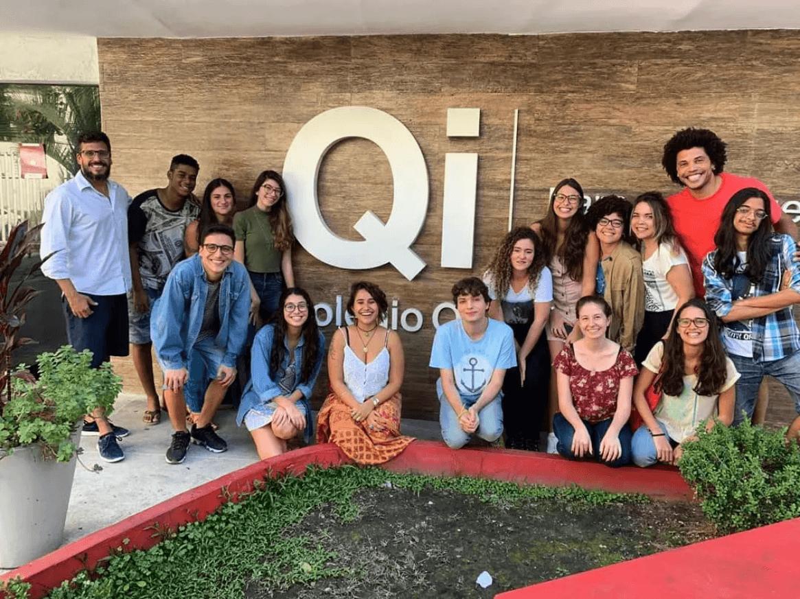 Pré-Vestibular Social 2021 do Colégio QI RJ abre inscrições