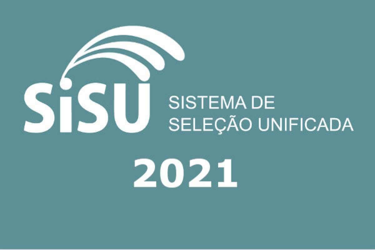 SiSU 2021/2 está com inscrições abertas
