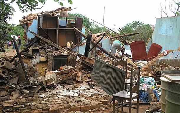 5 momentos em que o Brasil foi atingido por terremotos