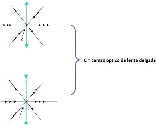 16015d83ccb36 O centro óptico (C) - Lentes Esféricas - Colégio Web