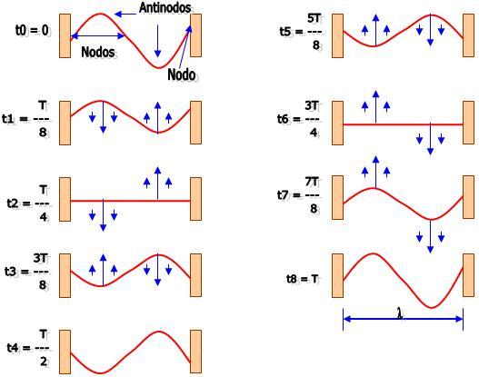 Ondas estacionárias - Fenômenos ondulatórios - Colégio Web c82a8151fa