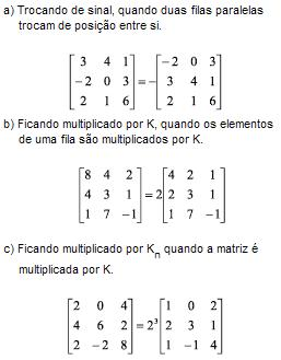 how to find determinate of 4x4